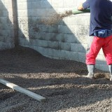 expanded clay Limecrete Flooring