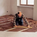 Expanded Clay Flooring